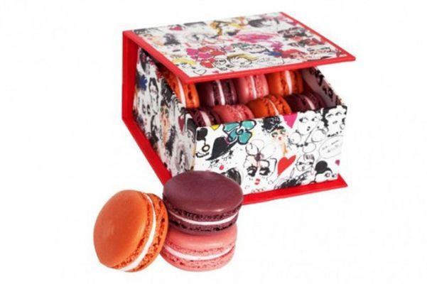 Lanvin per Ladurée, arrivano i macarons al gusto Bubble gum