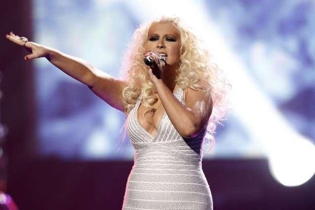 Christina Aguilera grassa e felice [FOTO]