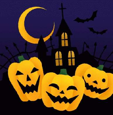 Halloween: disegni da stampare e colorare per i bambini