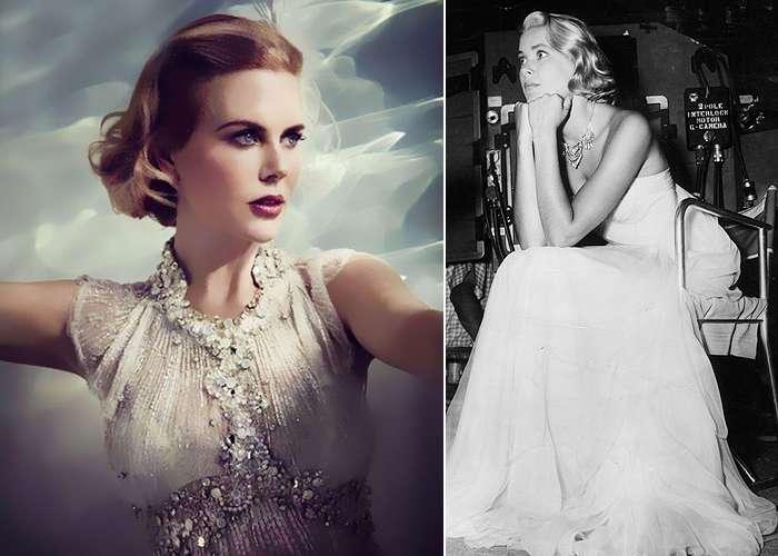 Nicole Kidman è Grace Kelly nel film a 30 anni dalla morte della principessa [FOTO]