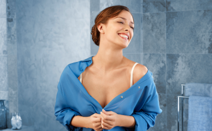 La doccia del lunedì: idratarsi da oggi è più facile