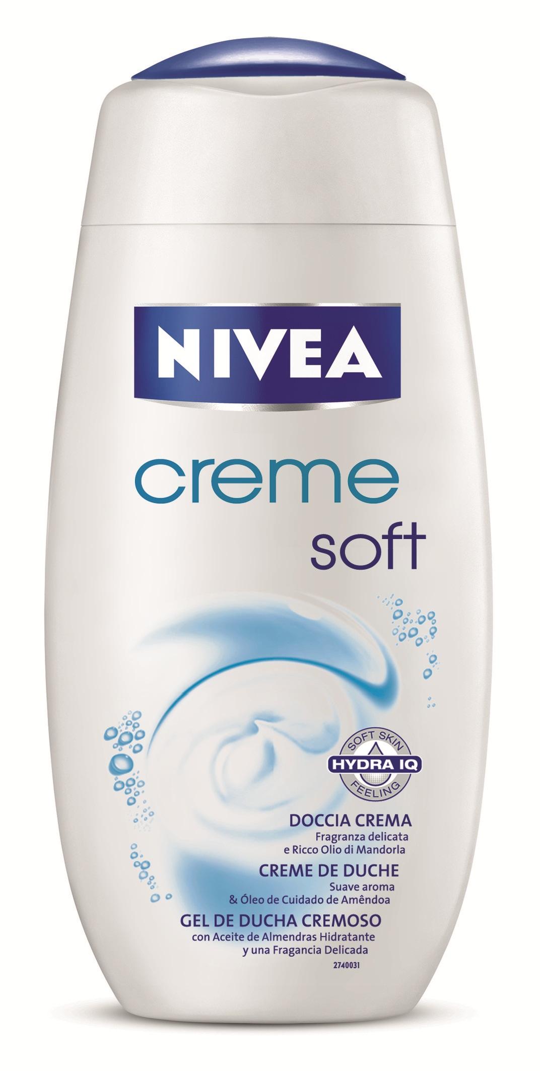 Doccia Creme Soft nivea