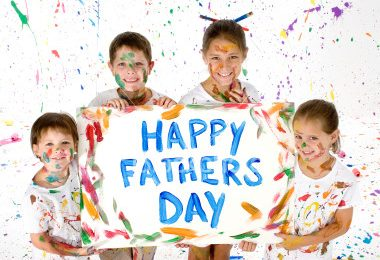 Festa del papà: frasi per i bigliettini