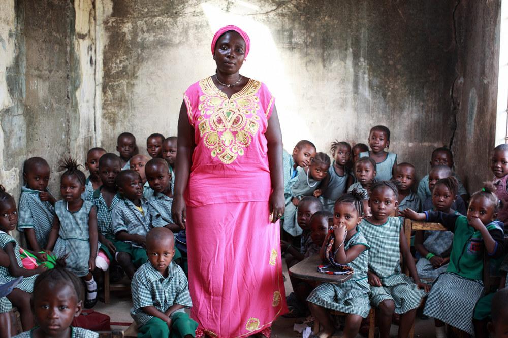 D come sviluppo, il futuro della Sierra Leone è donna