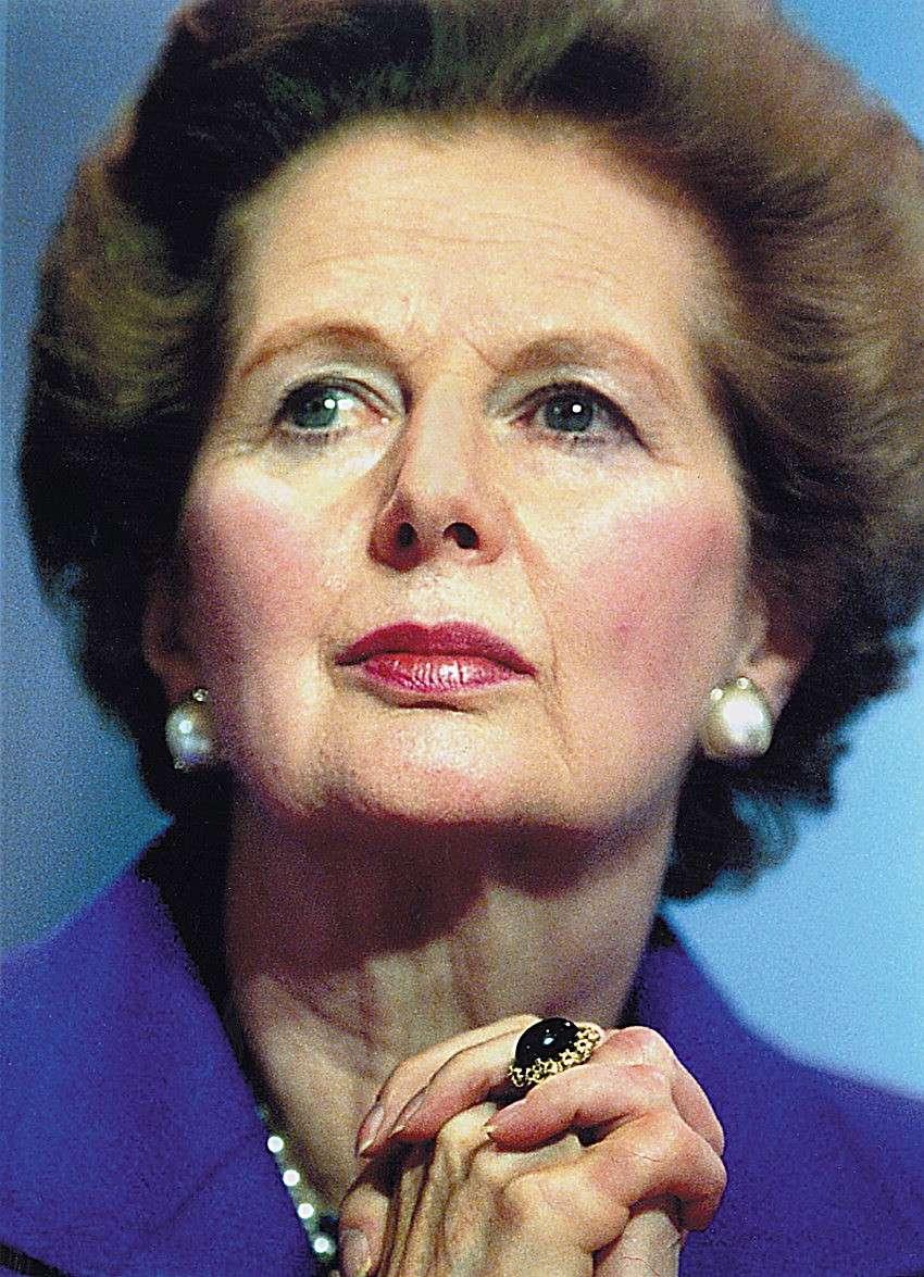 E' morta Margaret Thatcher, addio alla Lady di Ferro [FOTO]