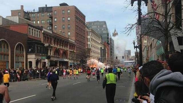 Boston: attentato, bombe alla maratona [FOTO]