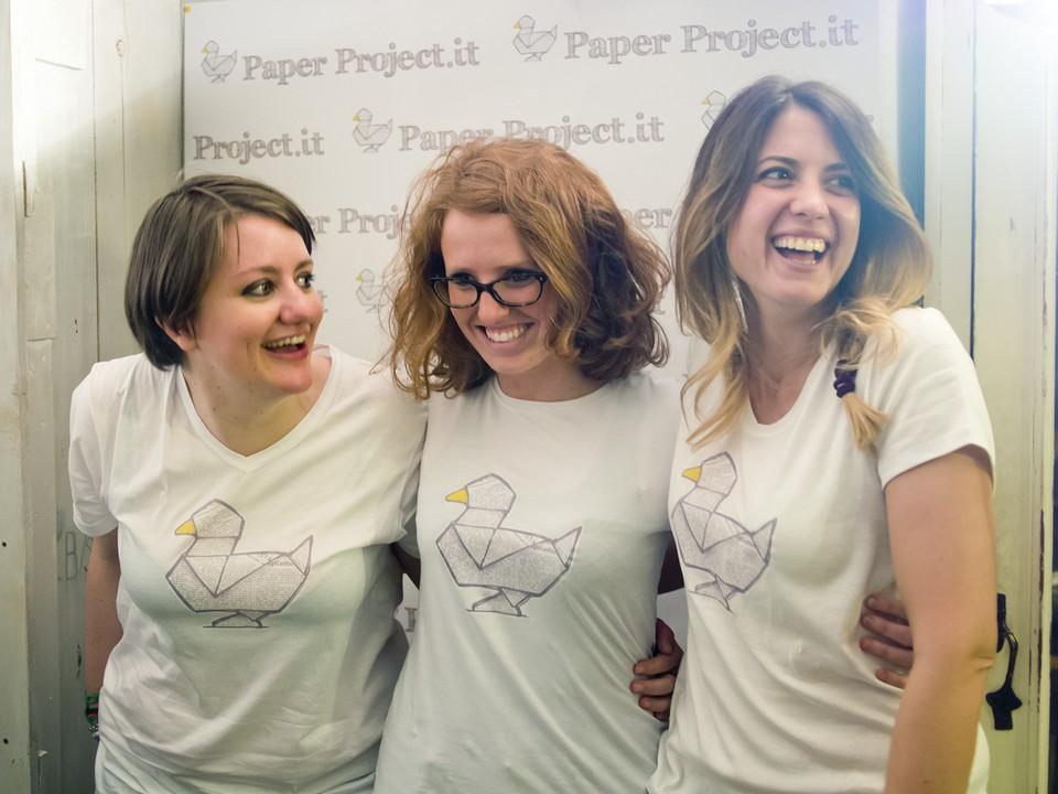 Nasce Paper Project, il primo macro-blog della rete