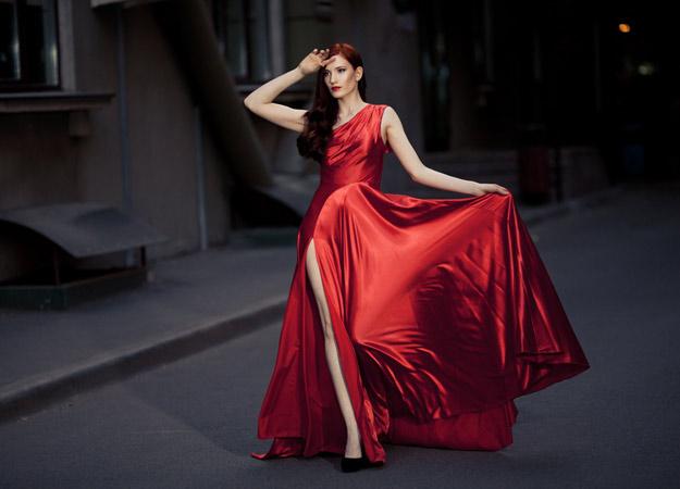 Il colore che cattura la nostra attenzione è il Rosso!