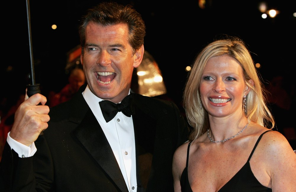 La figlia di Pierce Brosnan morta di cancro come la madre