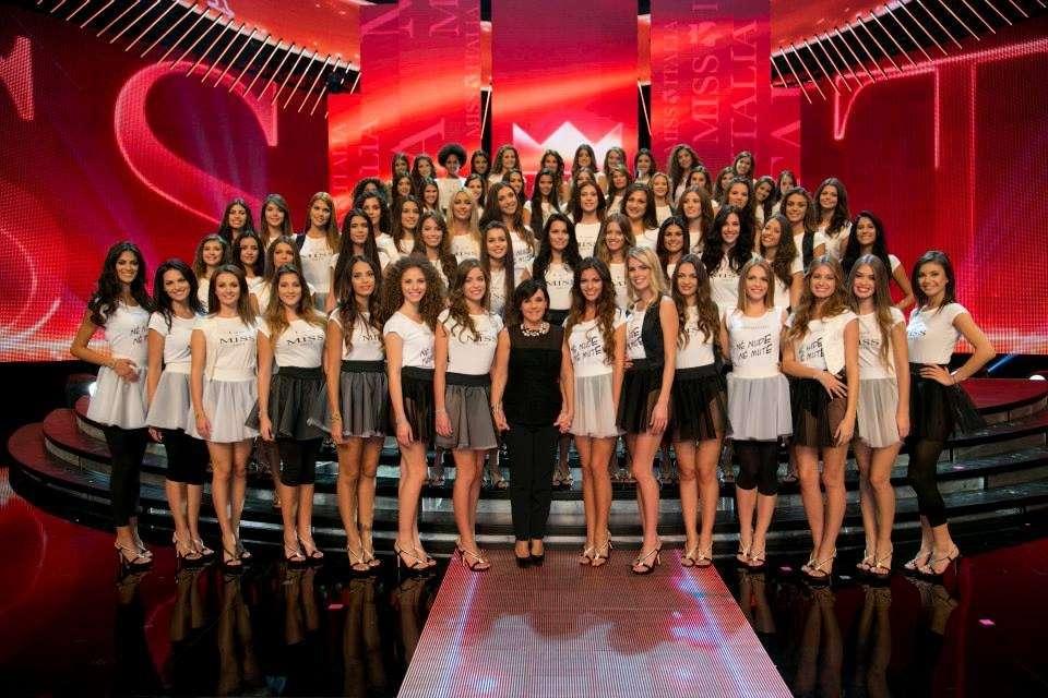 Miss Italia 2013 è Giulia Arena [FOTO]