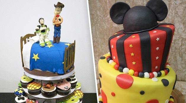 Le più belle torte di compleanno per bambini, vota la tua preferita