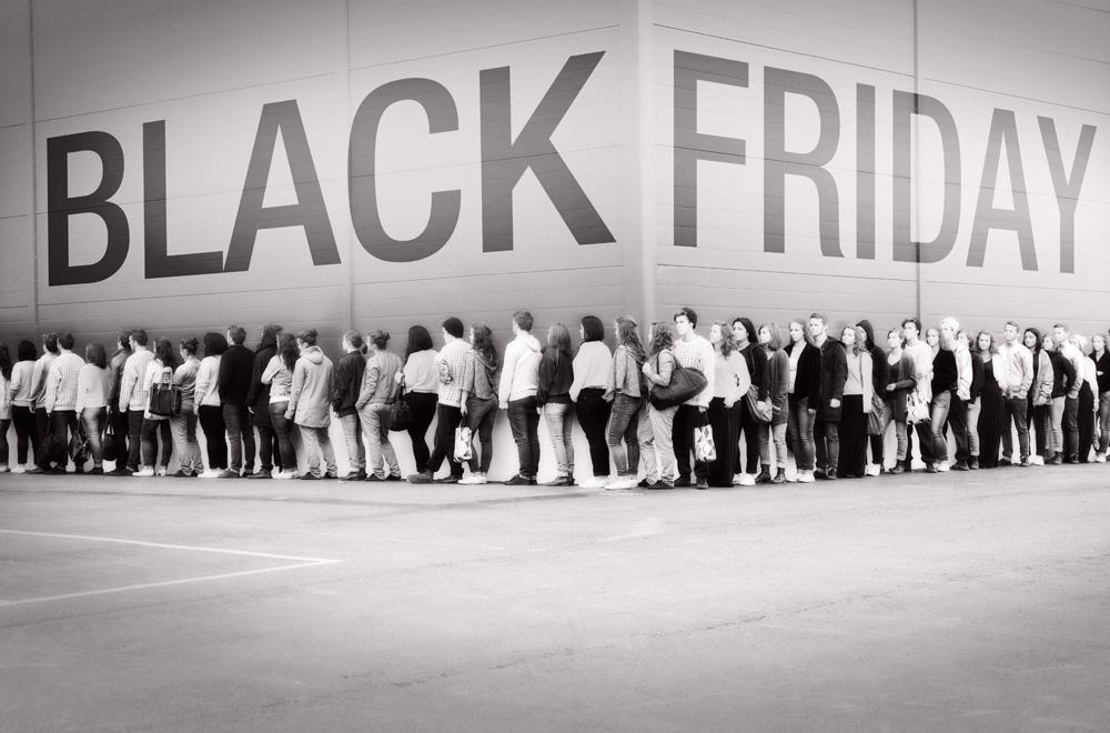 Black Friday: sconti anche in Italia