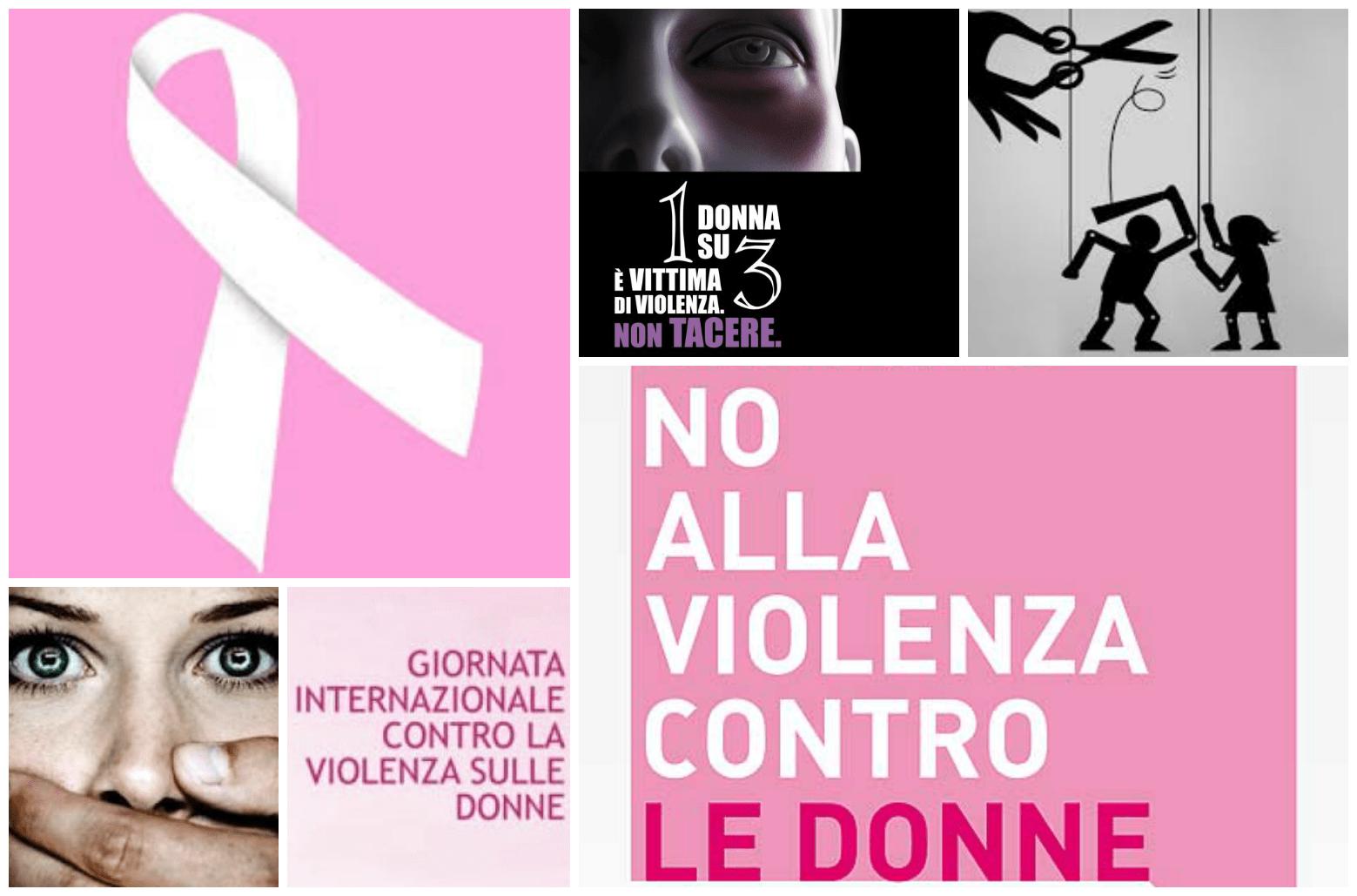 Giornata mondiale contro la violenza sulle donne 2013