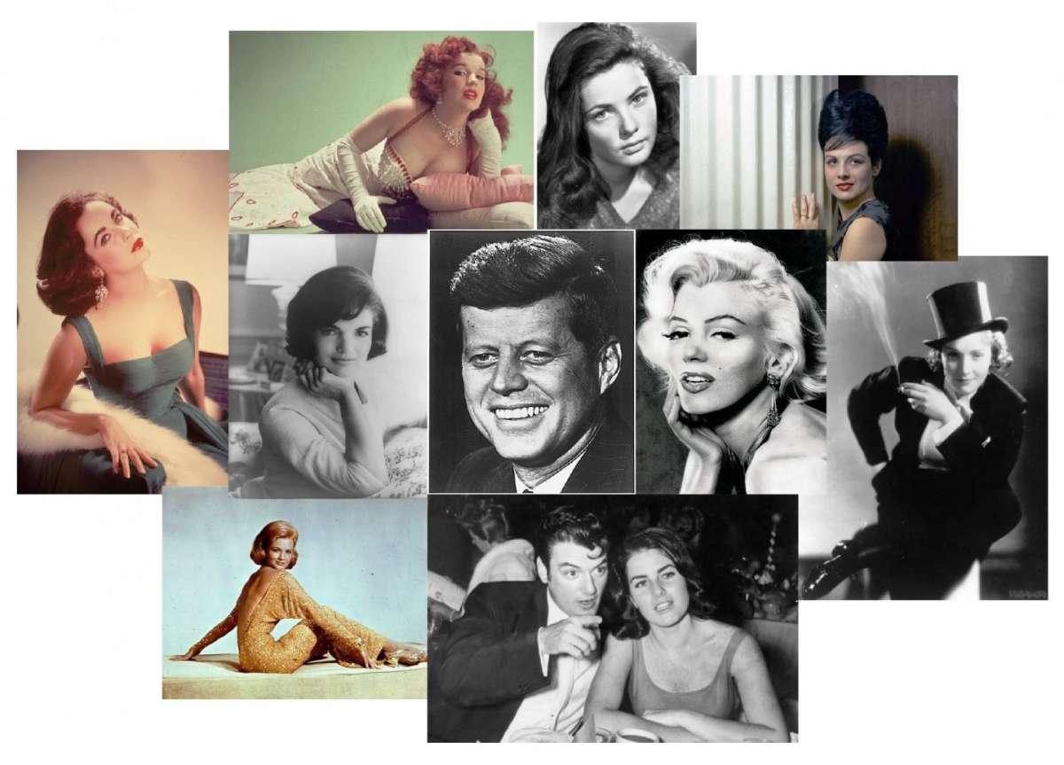 Kennedy e le donne: Jackie, Marylin e le altre [FOTO]