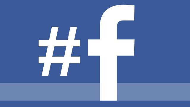 5 facebook hashtag