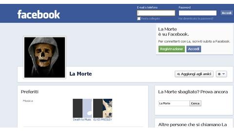 9 necrologio facebook