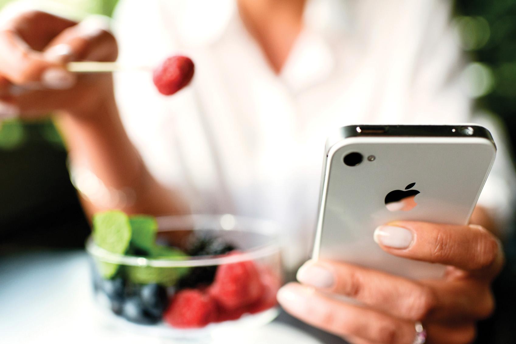 6 app per dimagrire e rimettersi in forma