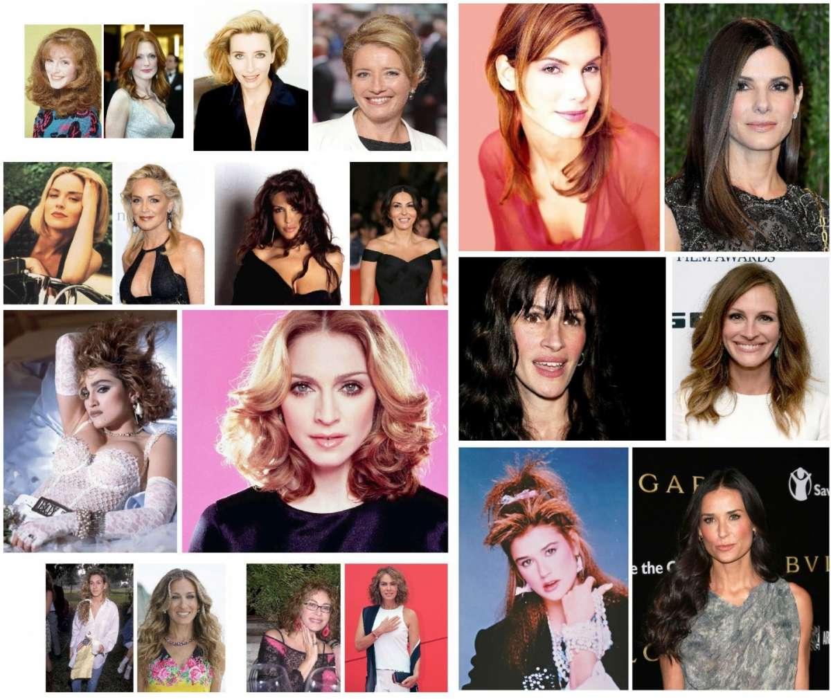 Donne più belle a 50 anni che a 30 [FOTO]
