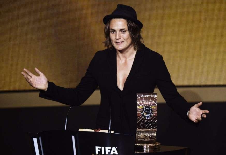 Pallone d'Oro 2013: donne protagoniste [FOTO]