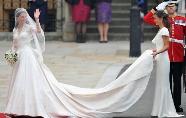 Abito da sposa Kate Middleton