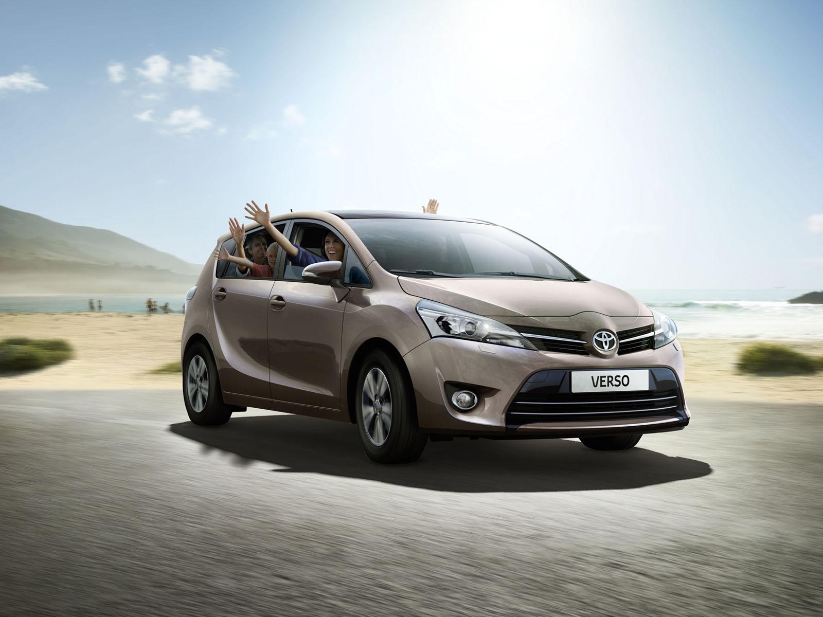 Toyota Verso: una monovolume attenta alle esigenze della famiglia
