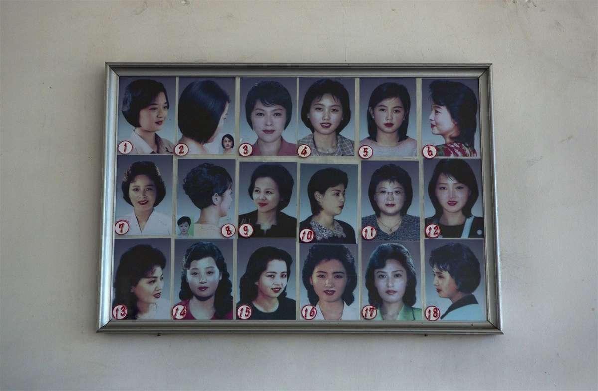 """Nord Corea: i tagli di capelli """"llegali"""" per uomini e donne [FOTO]"""
