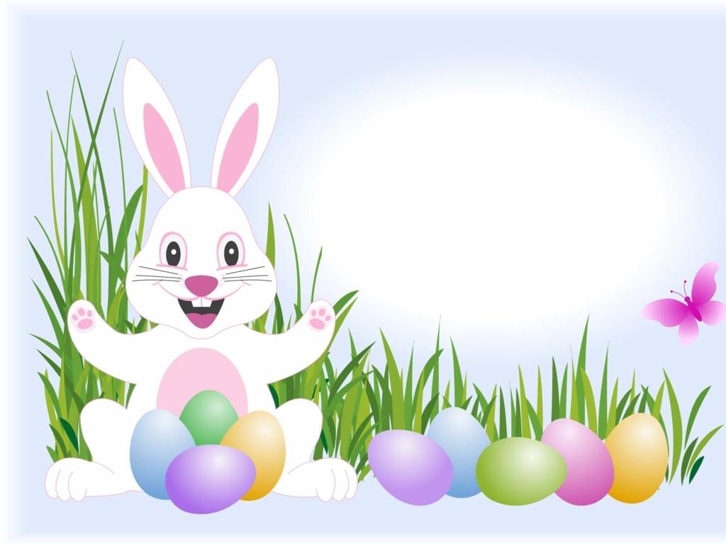 Disegni di pasqua per bambini coniglietti da colorare for Coniglio disegno per bambini