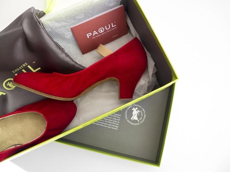 scarpe Paoul
