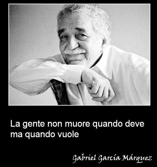 E' morto Gabriel Garcia Marquez [FOTO]