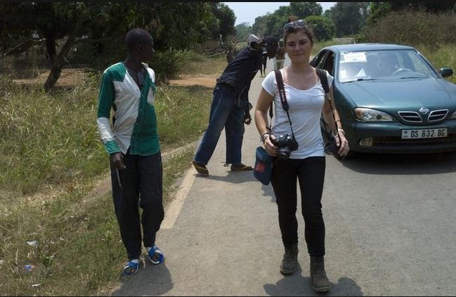 Chi è Camille Lepage, la fotoreporter uccisa in Africa