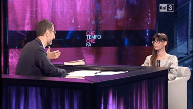 """Lucia Annibali a Che Tempo che Fa: """"La mia nuova vita dopo il dolore"""""""