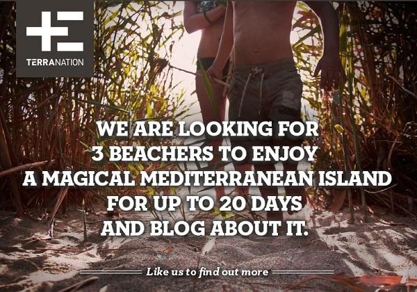 """Partecipa a """"Beacher Contest"""" e vinci una vacanza da sogno"""