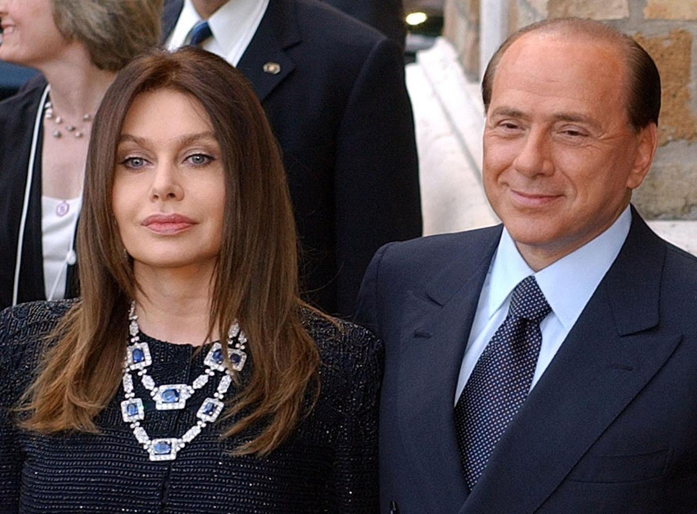Berlusconi-e-Veronica-Lario