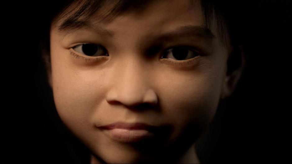 Sweetie, campagna contro la pedopornografia via webcam, vince a Cannes