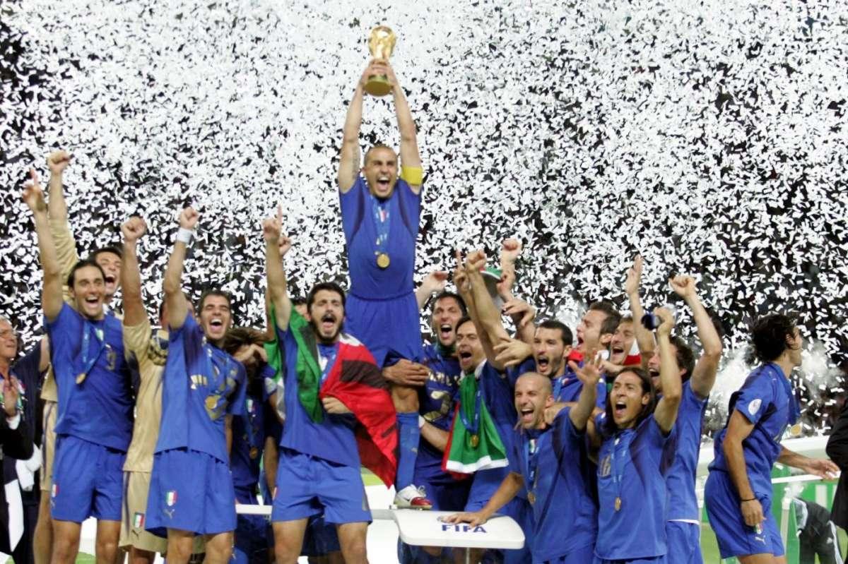 I momenti indimenticabili dei mondiali per i tifosi italiani [FOTO]