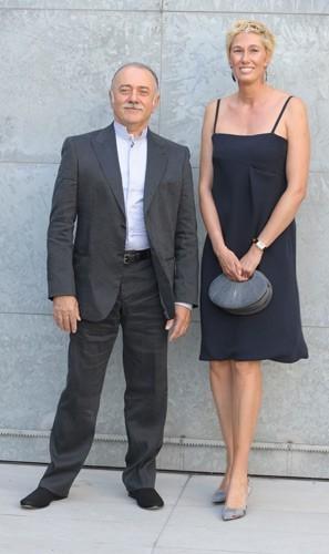 giorgio faletti e sua moglie roberta
