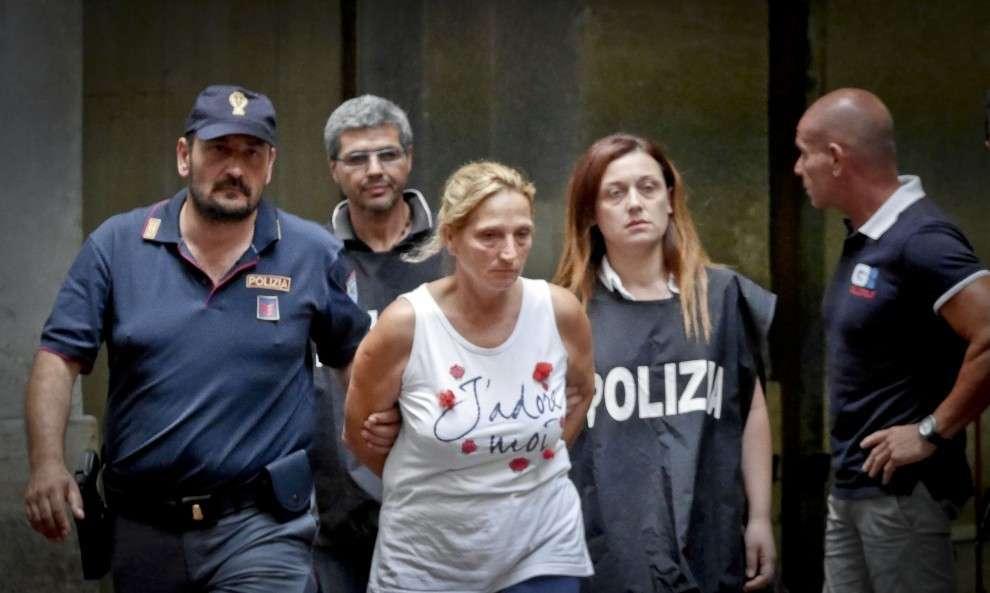 La camorra è di nuovo donna: l'arresto di Patrizia Bizzarro lo dimostra