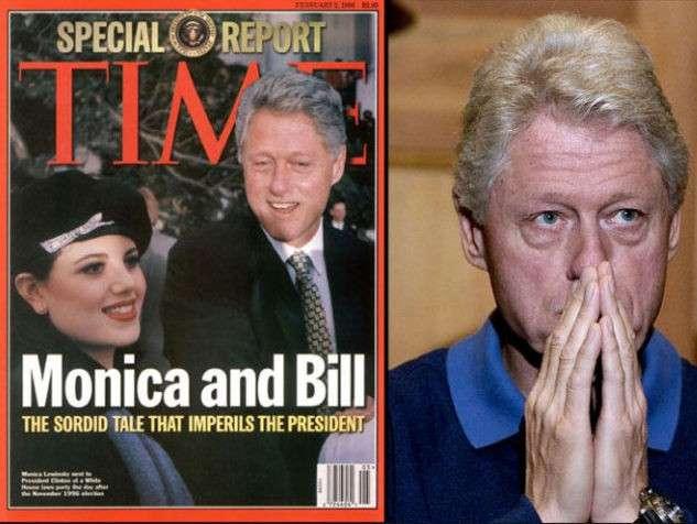 Scandali politici: i 10 più famosi [FOTO]