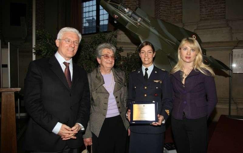 Mariangela Valentini, la pilota coraggiosa morta ad Ascoli [FOTO]
