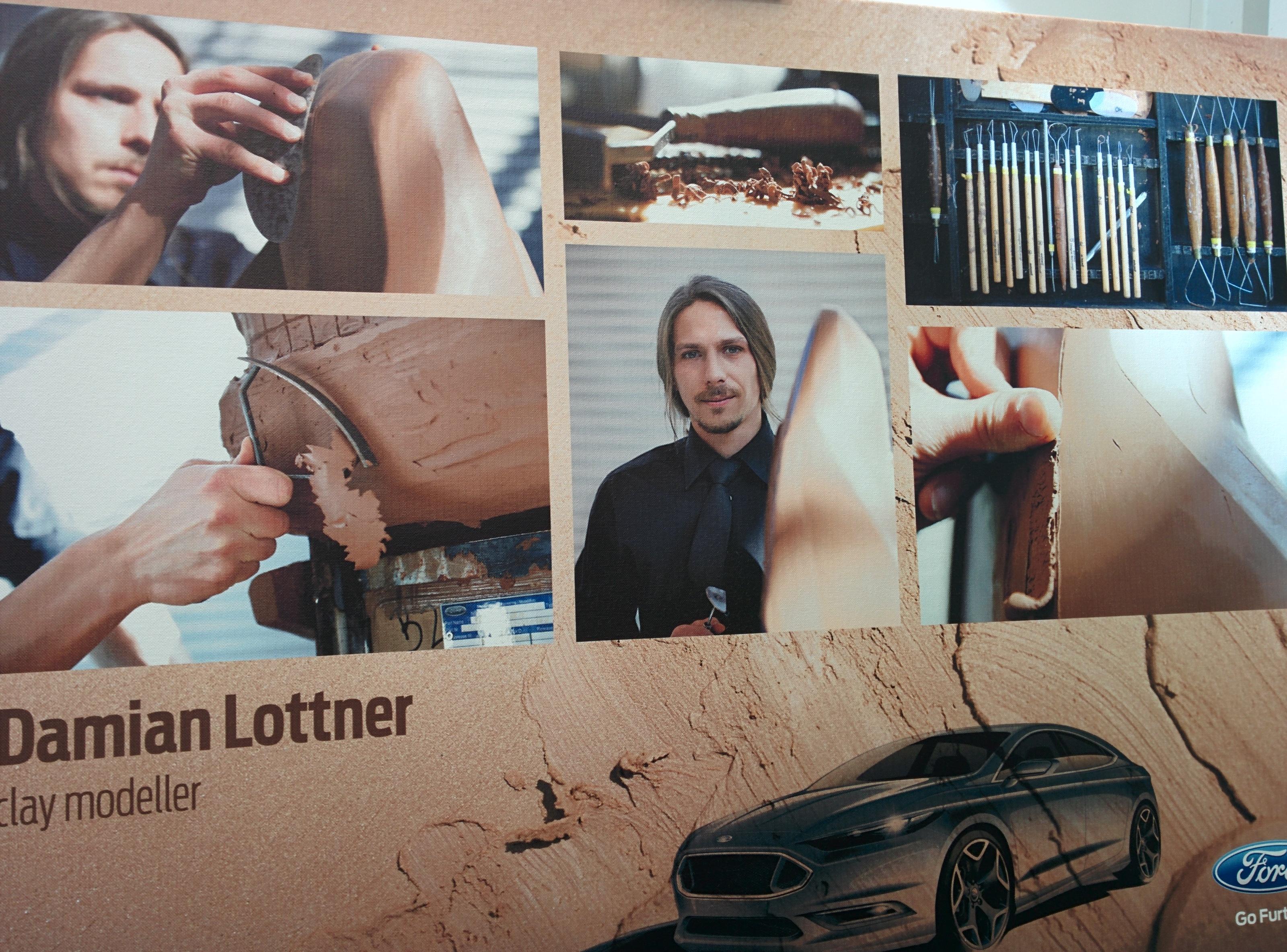 Clay Modelling: gli scultori dell'argilla dietro ogni auto