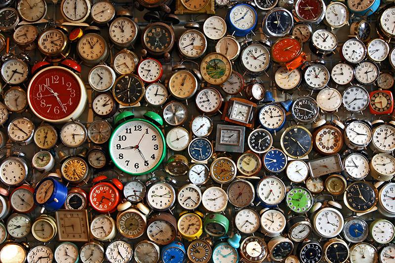 organizza il tempo