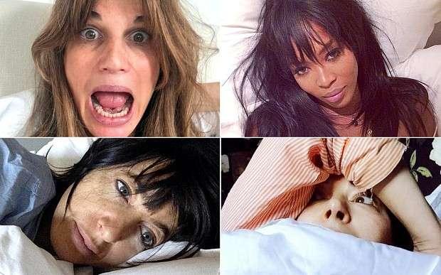 #WakeUpCall: selfie al risveglio per l'Unicef [FOTO]