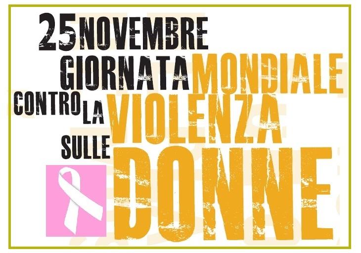 Giornata mondiale per l'eliminazione della violenza contro le donne: il 25 novembre iniziative in tutta Italia