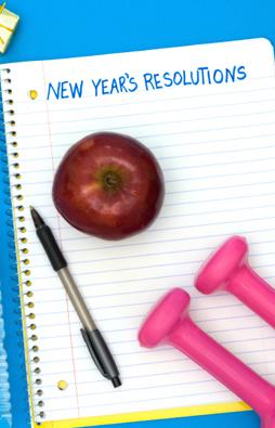 Propositi per anno nuovo