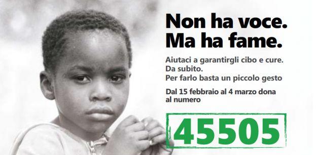 CIAI contro la malnutrizione