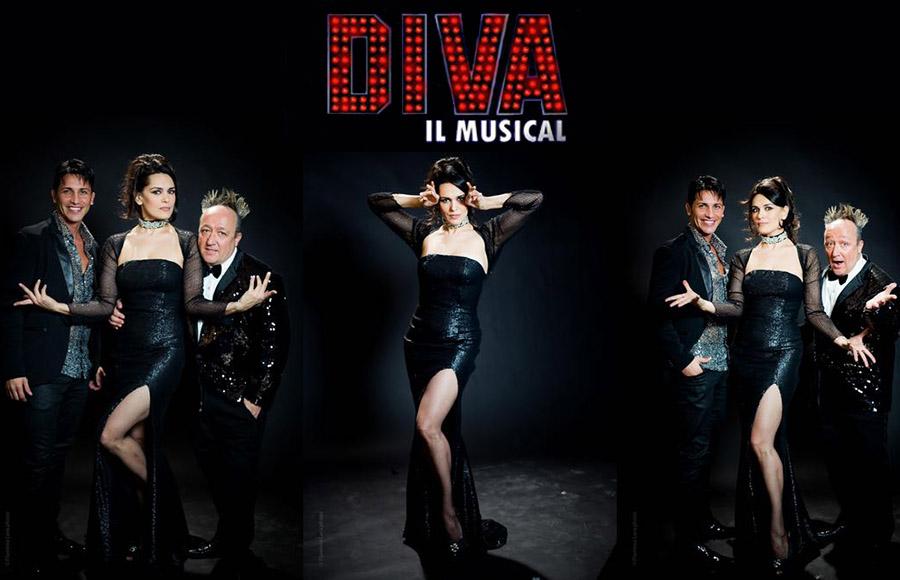 """""""Diva, l'amore va in scena"""", il nuovo musical di Renato Giordano"""