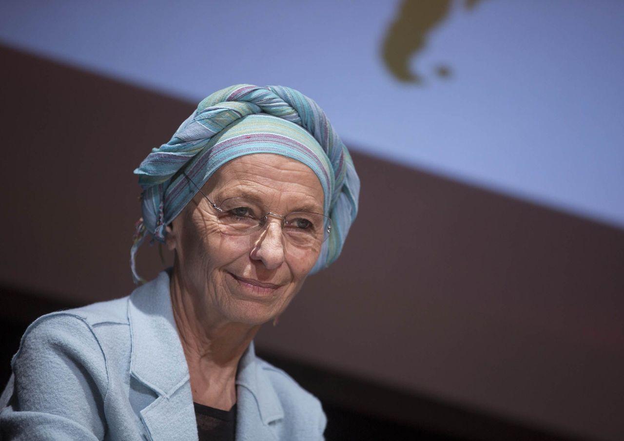 Emma Bonino, malata di tumore, dichiara di essere a favore dell'eutanasia