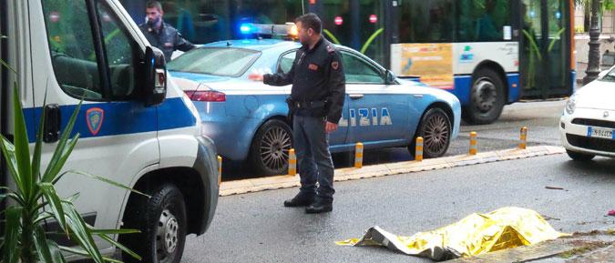 Palermo: travolta e uccisa una 30enne, fermato il pirata della strada