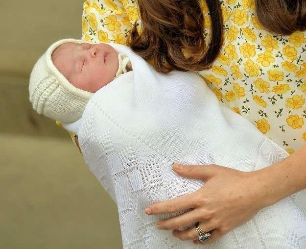 Royal Baby, le donne della famiglia Windsor [FOTO]