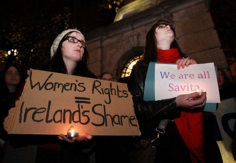 Aborto in Irlanda: la denuncia di Amnesty International